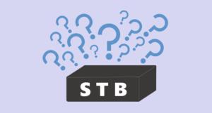STBとはイメージ