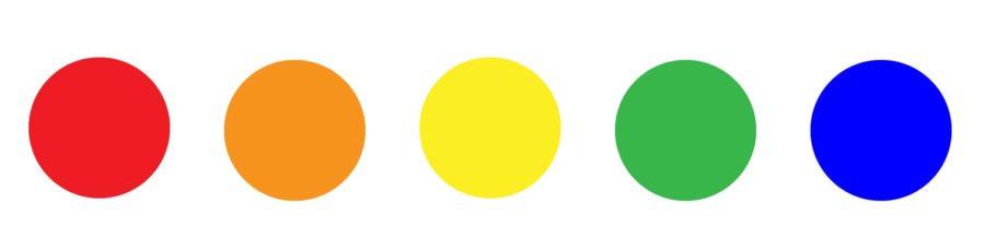 色のイメージ